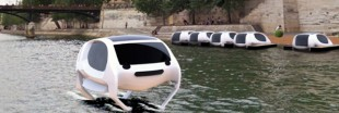 Projet de taxis volants sur la Seine : des tests en mars 2017