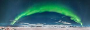 Rêverie la tête dans les étoiles : les aurores boréales
