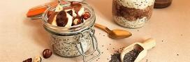 Le chia pudding pour bien commencer la journée