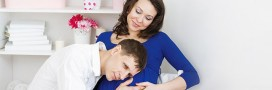 L'immunité change lorsque la femme est enceinte d'une fille