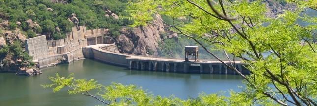barrage hydrauélectrique