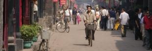 Chine : la popularité des vélos en libre service explose