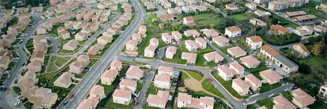 urbanisation de la planète