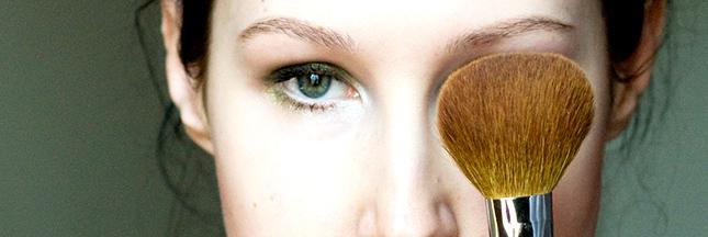 Ventes de produits de maquillage en France