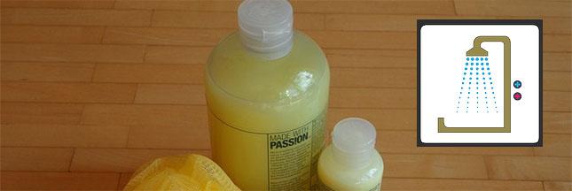 Fabriquez votre gel douche naturel !