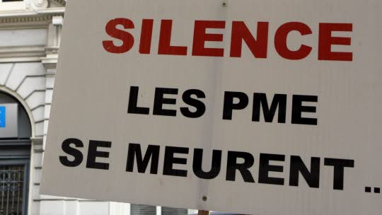 faillites PME France