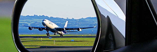 Ecogeste : je limite les voyages en avion