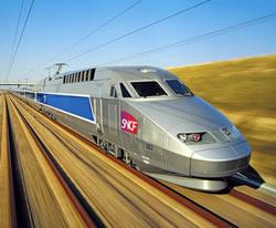 Le tgv transport moins polluant