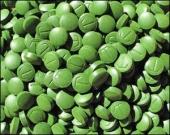 chlorelle en gélules
