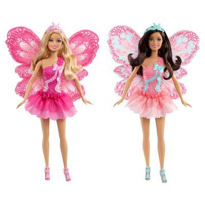 ventes poupées barbie