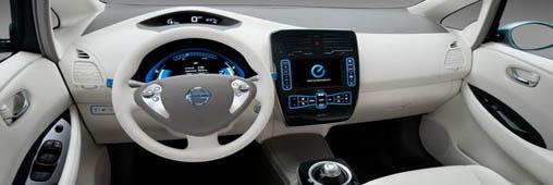 Test voiture électrique: la Nissan Leaf