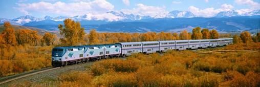 Eco-tourisme : les trains mythiques