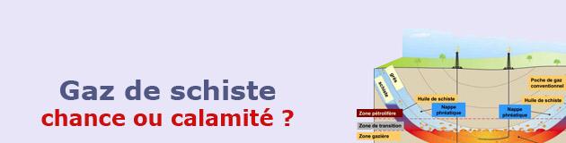 Faut-il exploiter les gaz de schiste en France?