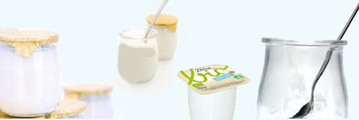Les yaourts au menu il y a... 7 000 ans