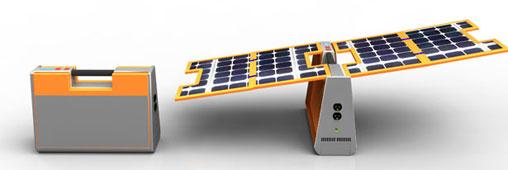 Chargeurs solaires, quoi de neuf?