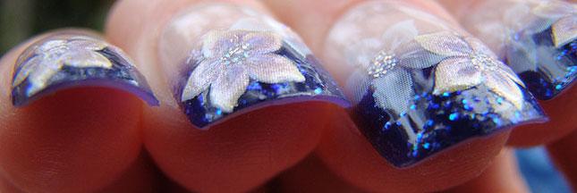 Ces substances que nous cache ... le nail art