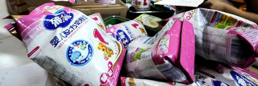 Une pénurie de lait bébé en poudre bientôt en France ?
