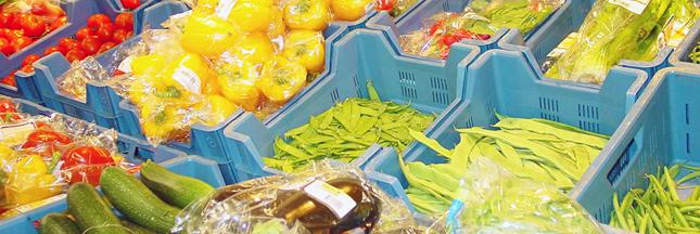 gaspillage alimentaire supermarchés france belgique