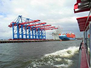 Marchandises transportées par voie maritime
