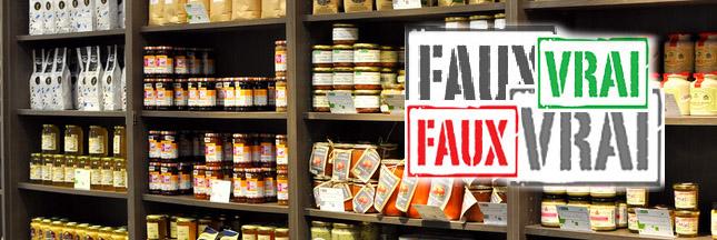 Les produits artisanaux: le vrai du faux