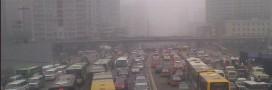 pollution de l'air chine