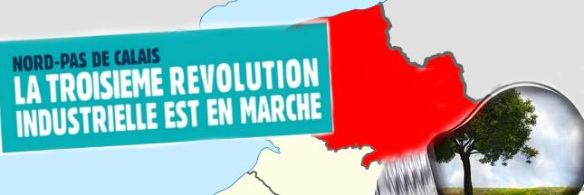 Le Nord-pas-de-Calais en pointe de la 3ème révolution industrielle
