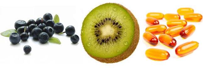 fruits et légumes bio antioxydants