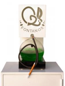 fontaine à oxygène