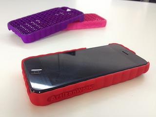 Des coques pour iPhone imprimées en 3D - CC : Shapeways