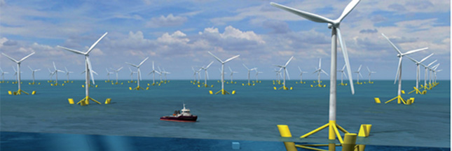 LProduction d'énergies marines en France