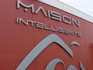 Maison intelligente domotique